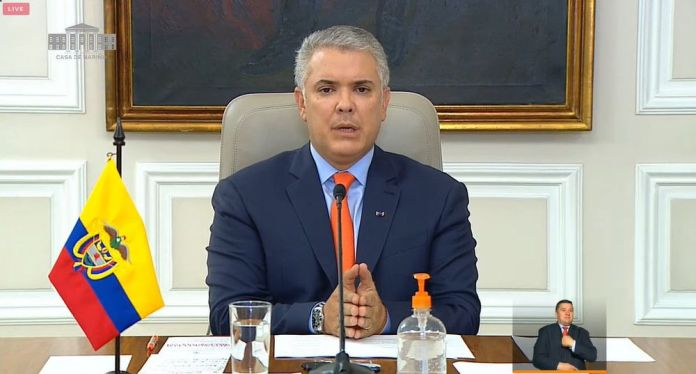 Iván Duque reforma tributaria