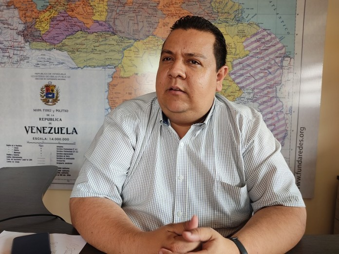 Javier Tarazona violencia frontera