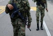 militares Cúcuta