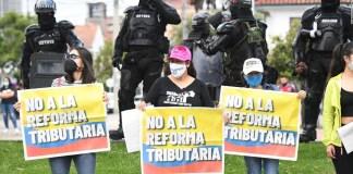 Colombia reforma tributaria