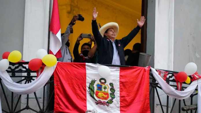 Perú revolución silente