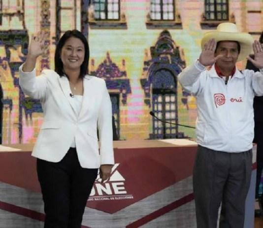 elecciones Perú JNE