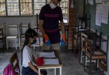 docentes vacunas