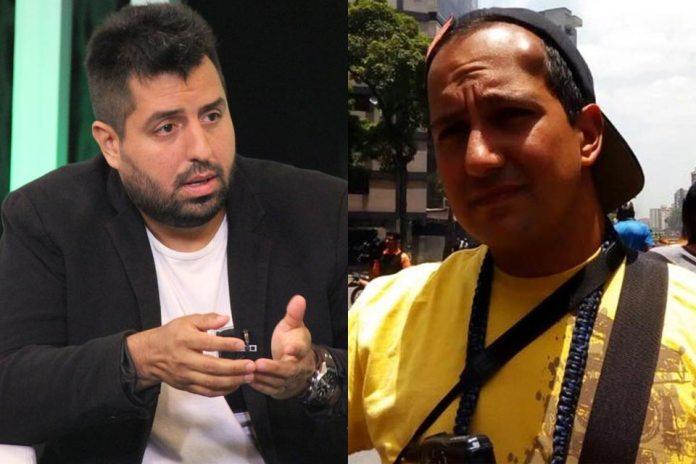 periodistas Cota 905