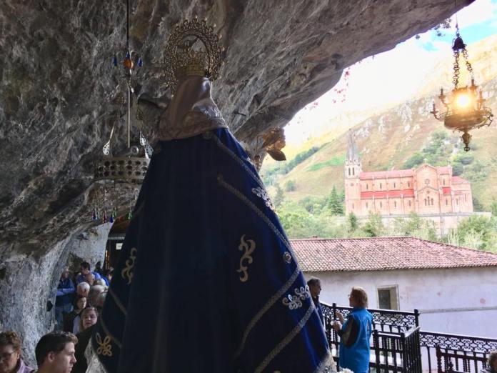 Covadonga milagros
