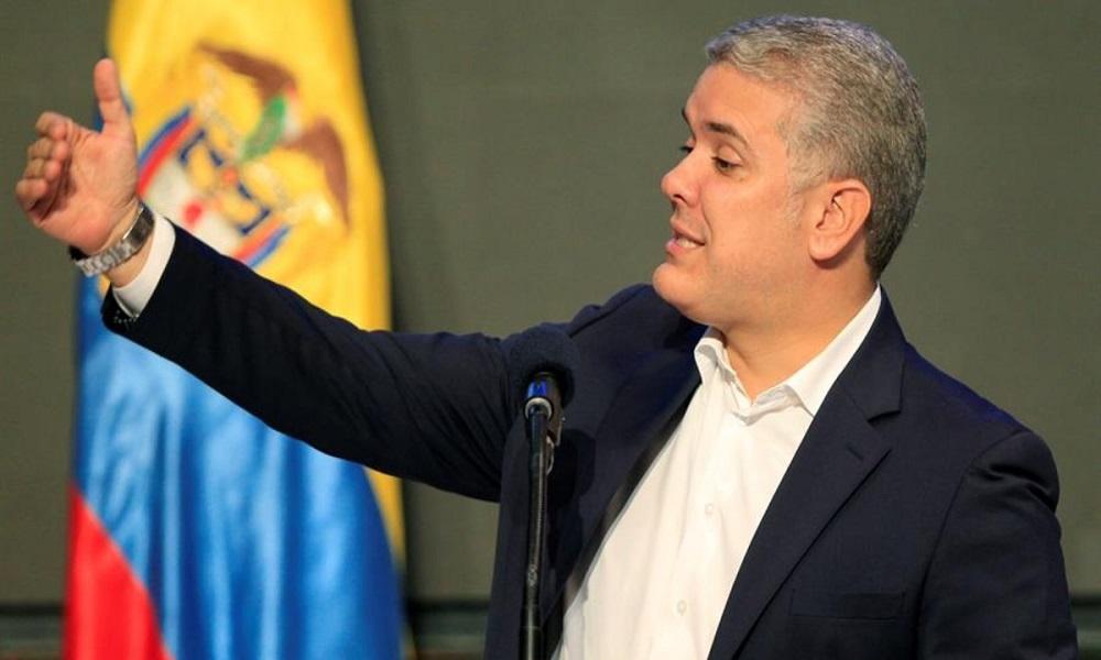 presidente de Colombia sanciones Venezuela
