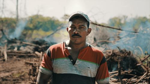 'El Negro' Martín of Tierra Nueva