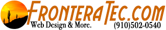 FronteraTec Webdesign Logo