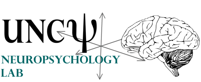 University of North Carolina Wilmington Neuropsychology Lab Logo