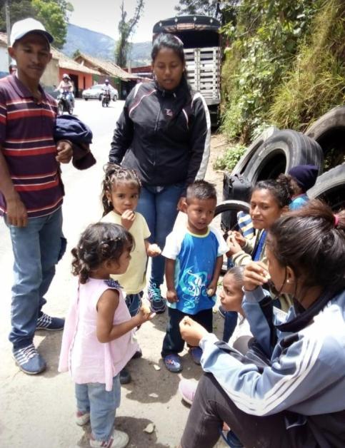 Niños apatridas