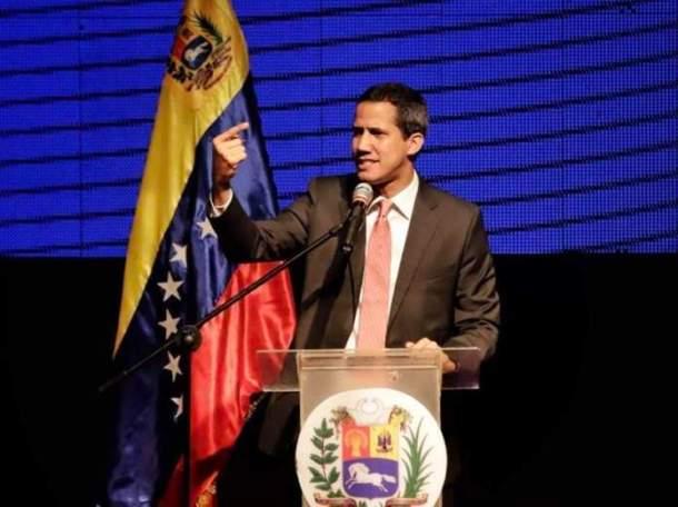Presidente (E) Juan Guaidó