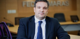 Ricardo Cussano Presidente de Fedecamaras