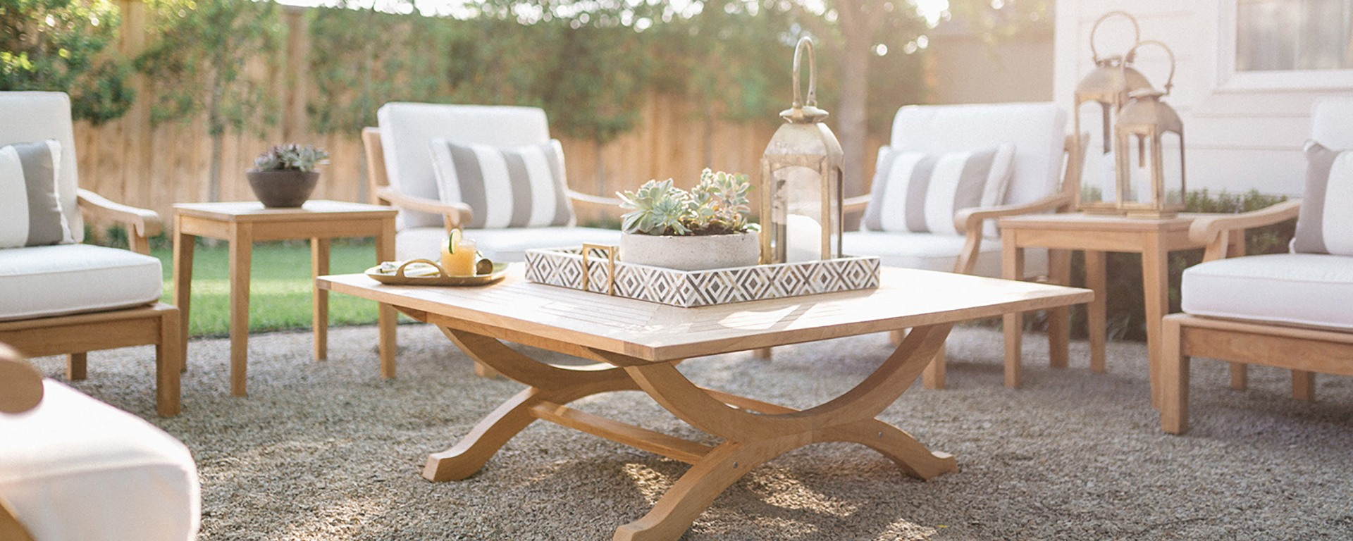 style scribe s patio paradise
