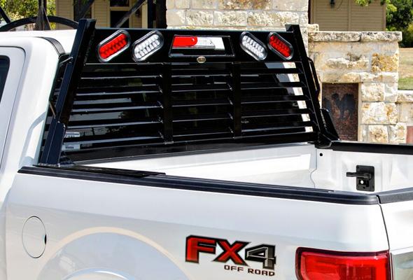 ford headache racks frontier truck