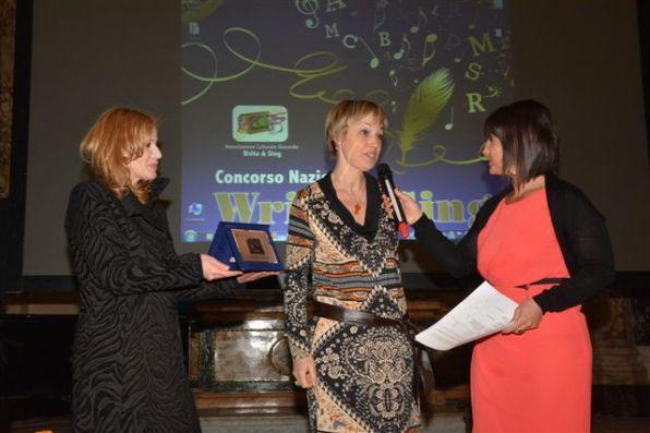 Premiazione Write & Sing 2013
