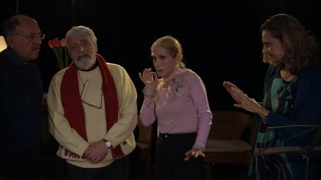 Alberto Patelli, Nicola Caccavelli, Violetta Chiarini e Cristina Fondi