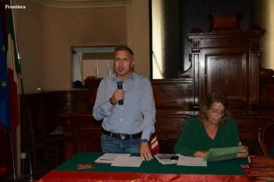 Assemblea Fiom 17 ottobre 2014. Foto Massimo Renzi