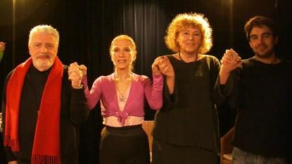 Nicola Caccavelli, Violetta Chiarini, LIliana Paganini, Stefano Skalkotos
