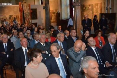 Convegno La famiglia nucleo da preservare foto Massimo Renzi 16