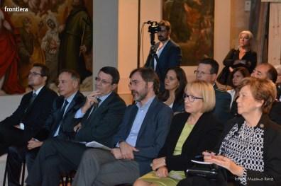 Convegno La famiglia nucleo da preservare foto Massimo Renzi 26