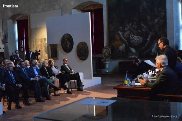 Convegno La famiglia nucleo da preservare foto Massimo Renzi 32