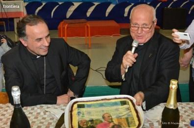 Mons Domenico Pompili a San Michele Arcangelo (Cena) 29 settembe 2015 foto Massimo Renzi 17