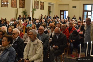 Mons Domenico Pompili a San Michele Arcangelo (Messa) 29 settembe 2015 foto Massimo Renzi 05