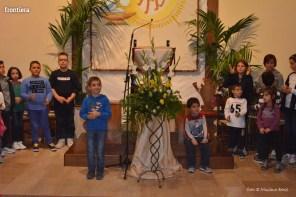 Mons Domenico Pompili a San Michele Arcangelo (Messa) 29 settembe 2015 foto Massimo Renzi 20