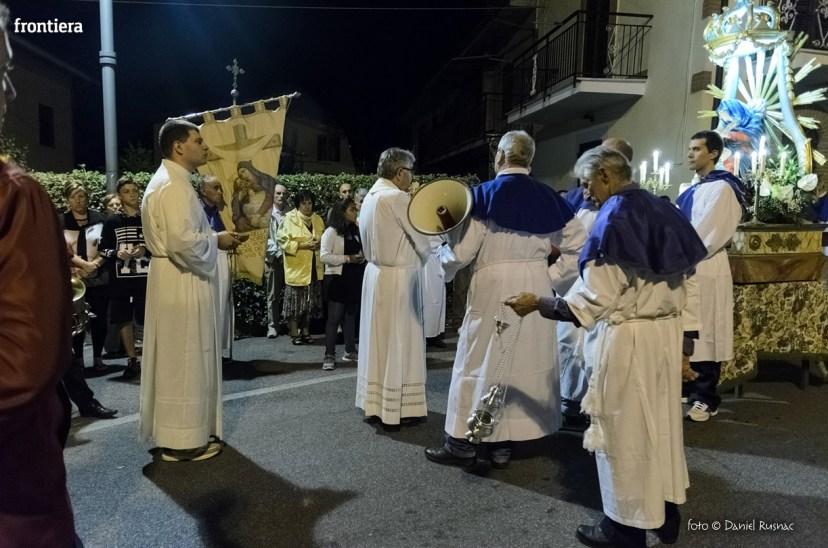 Processione della Madonna dell'Addolorata a Santa Rufina-11
