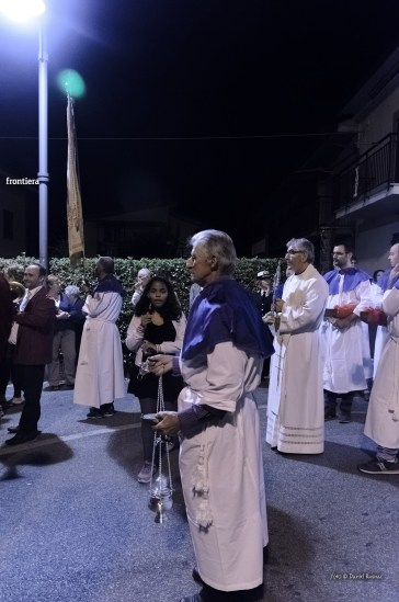 Processione della Madonna dell'Addolorata a Santa Rufina-12