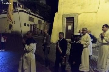 Processione della Madonna dell'Addolorata a Santa Rufina-4