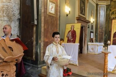 messa in onore del Santo Patrone della chiessa ortodossa Rieti-13