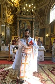 messa in onore del Santo Patrone della chiessa ortodossa Rieti-16