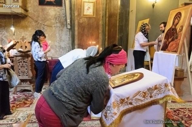 messa in onore del Santo Patrone della chiessa ortodossa Rieti-2