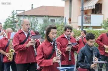 sfilata banda Santa Rufina-2