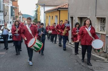 sfilata banda Santa Rufina-3