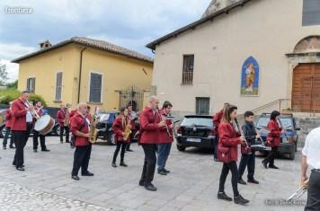 sfilata banda Santa Rufina-5