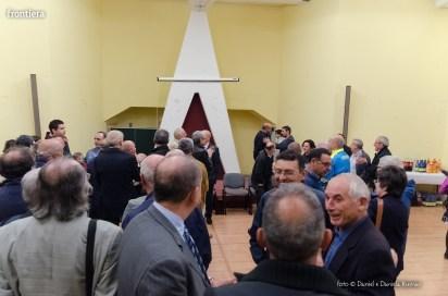 Incontro del Vescovo Domenico Pompili con i volontari della Diocesi foto Daniel e Daniela Rusnac 04