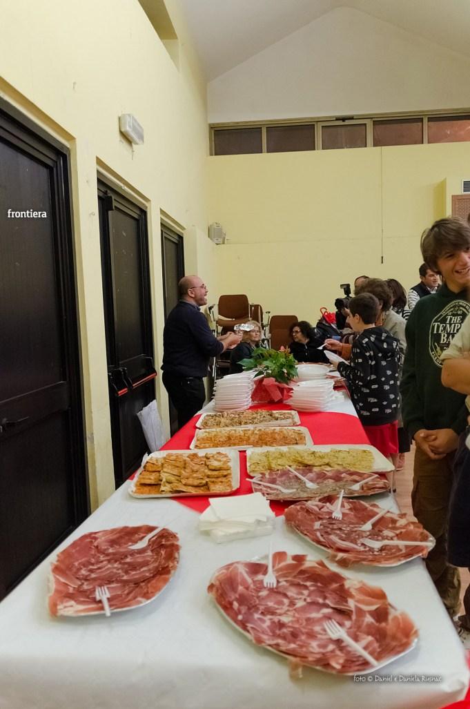 Incontro del Vescovo Domenico Pompili con i volontari della Diocesi foto Daniel e Daniela Rusnac 06