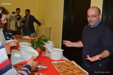 Incontro del Vescovo Domenico Pompili con i volontari della Diocesi foto Massimo Renzi 24