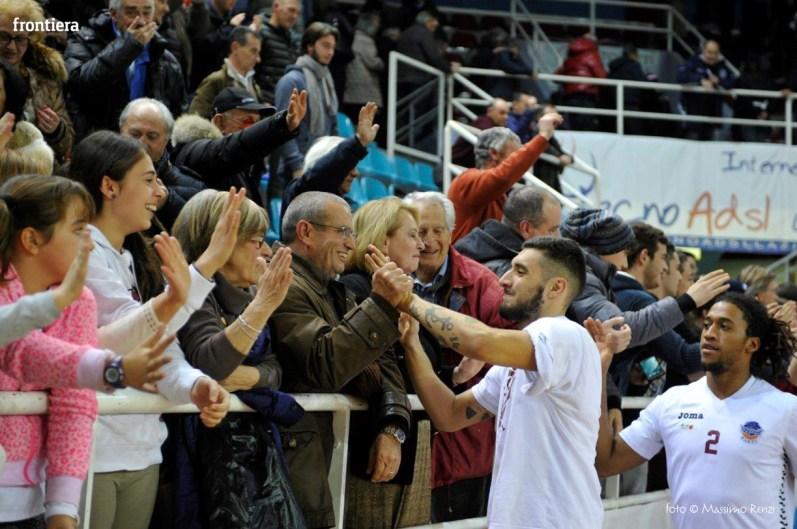 NPC vs Briosa Barcellona 29 novembre 2015 foto Massimo Renzi 34