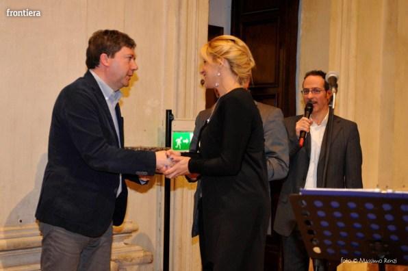 Santa Barbara nel Mondo 2015 Omaggio Bachelet foto Massimo Renzi 43