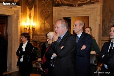 Auguri 2015 in Prefettura foto Massimo Renzi 05