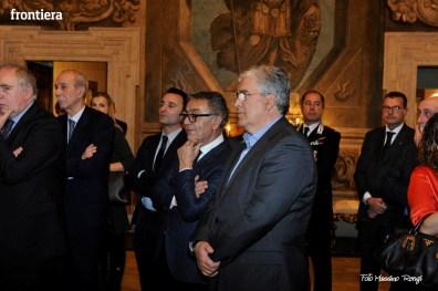 Auguri 2015 in Prefettura foto Massimo Renzi 06