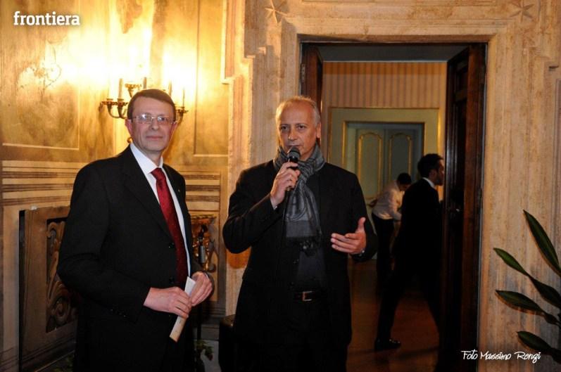 Auguri 2015 in Prefettura foto Massimo Renzi 20