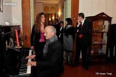 Auguri 2015 in Prefettura foto Massimo Renzi 24