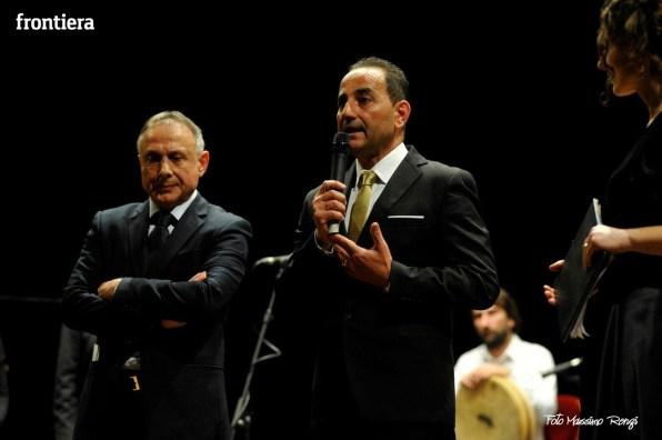 E viracconto napoli spettacolo beneficenza Alcli Giorgio e Silvia foto Massimo Renzi 44
