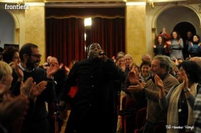 Pastor Ron teatro Flavio Vespasiano foto Massimo Renzi 19