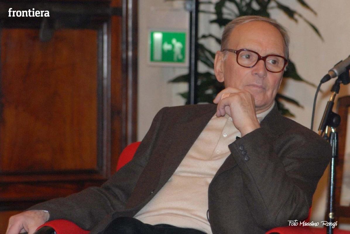 Ennio Morricone a Rieti foto Massimo Renzi 04