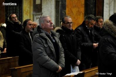 Giubileo delle Confraternite Cattedrale 14 febbraio 2016 foto Massimo Renzi 03